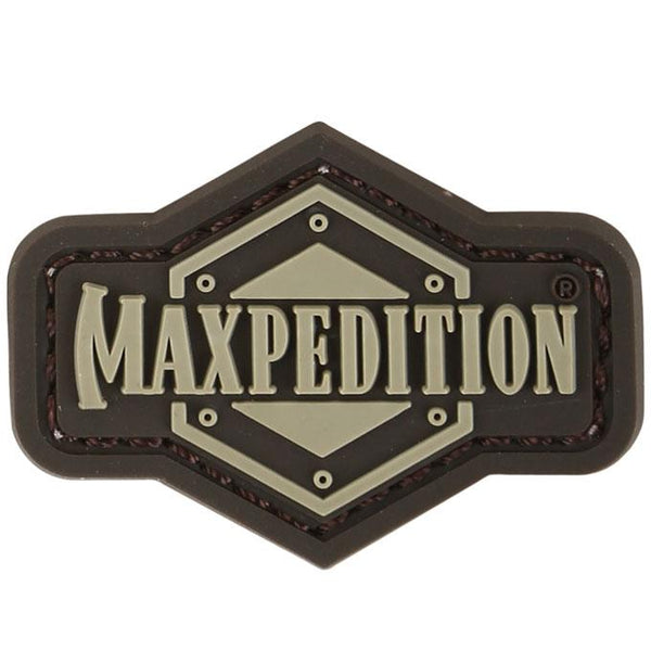 Maxpedition 1 Inch Logo Morale Patch
