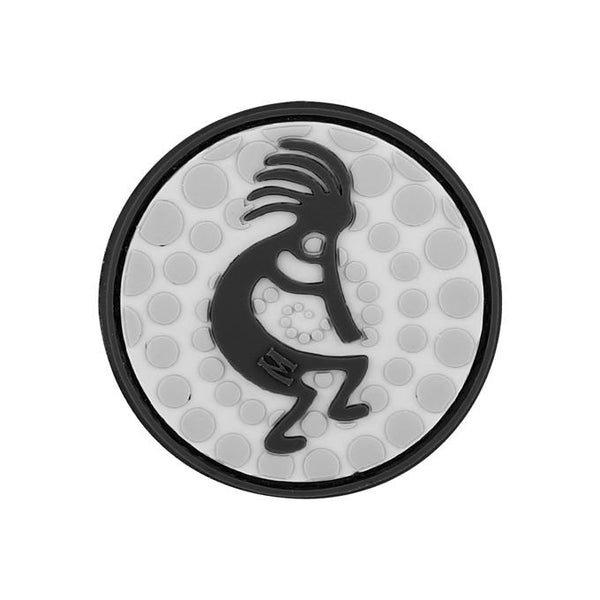 KOKOPELLI PATCH - MAXPEDITION, Patches, Military, CCW, EDC, Tactical, Everyday Carry, Outdoors, Nature, Hiking, Camping, Bushcraft, Gear, Police Gear, Law Enforcement