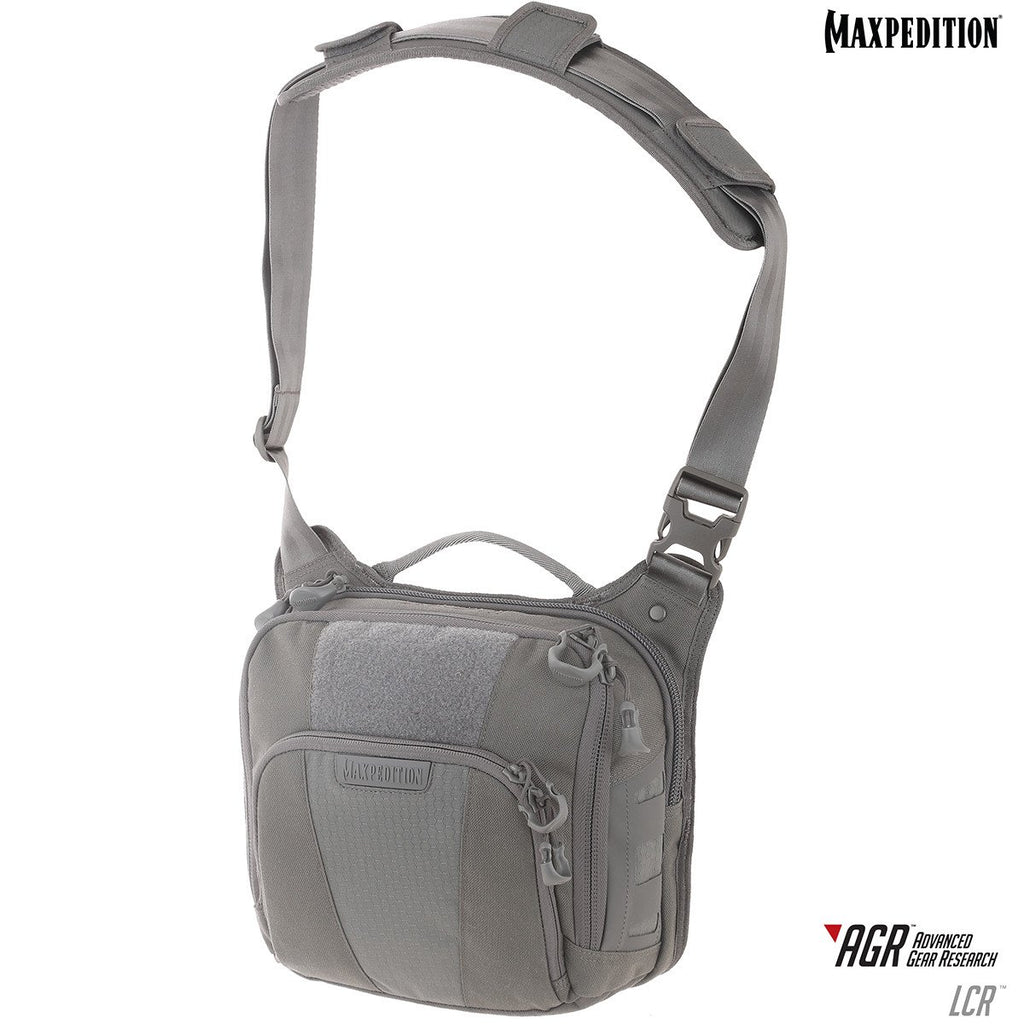 LOCHSPYR™ CROSSBODY SHOULDER BAG 5.5L - Gray
