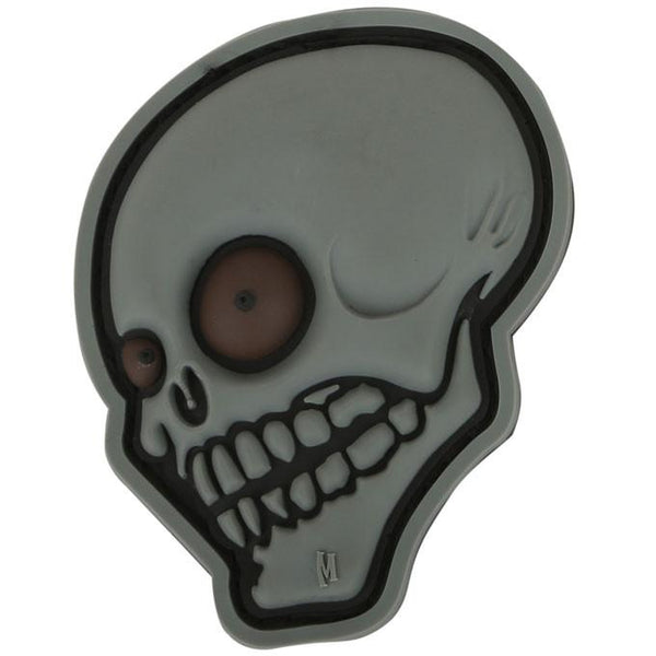 LOOK SKULL PATCH - MAXPEDITION, Patches, Military, CCW, EDC, Tactical, Everyday Carry, Outdoors, Nature, Hiking, Camping, Bushcraft, Gear, Police Gear, Law Enforcement