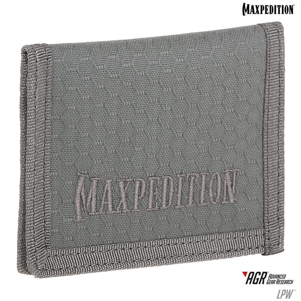 LPW LOW PROFILE WALLET - MAXPEDITION, Military, CCW, EDC, Everyday Carry, Outdoors, Nature, Hiking, Camping, Police Officer, EMT, Firefighter, Bushcraft, Gear, Travel