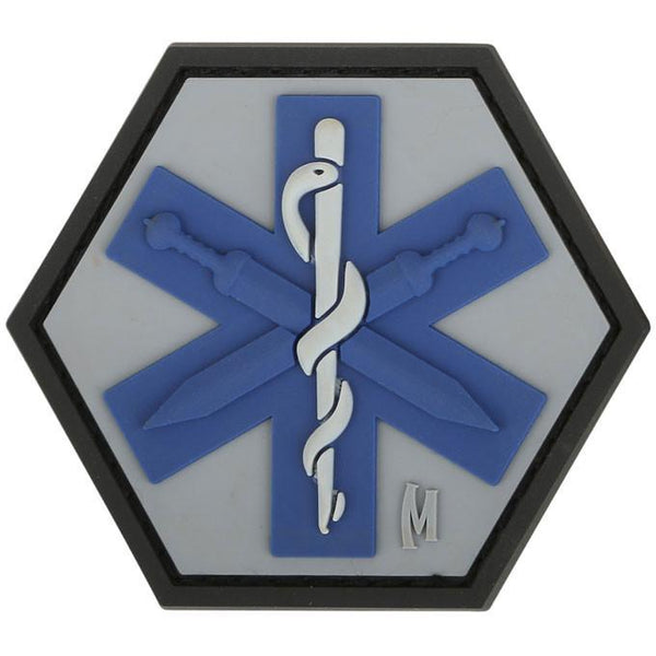 MEDIC GLADII PATCH - MAXPEDITION, Patches, Military, CCW, EDC, Tactical, Everyday Carry, Outdoors, Nature, Hiking, Camping, Bushcraft, Gear, Police Gear, Law Enforcement