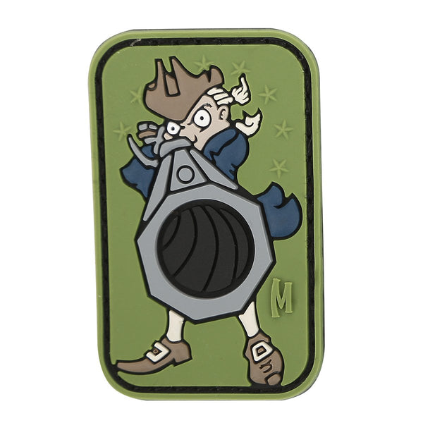 Minuteman Morale Patch