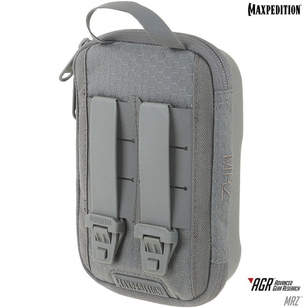 MRZ Mini Organizer-Maxpedition, pouch, compact, Essentials, Tactical Gear, Organized,Urban, Military gear, Military, CCW, EDC, Everyday Carry, Outdoors, Nature, Hiking, Camping, Police Officer, EMT, Firefighter, Bushcraft, Gear, Travel