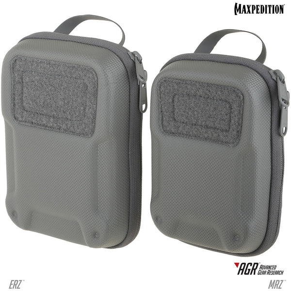 Maxpedition's ERZ and MRZ are the newest pouches to join the brand's new AGR Advanced Gear Research line.