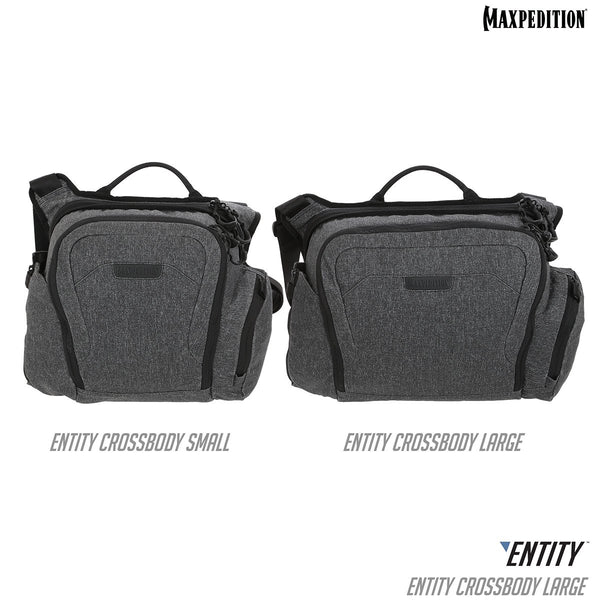 Entity™ Crossbody Bag (Large) 14L