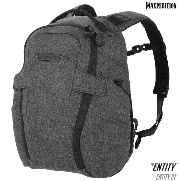 Entity 21™ CCW-Enabled EDC Backpack 21L (CLOSEOUT SALE. FINAL SALE.)