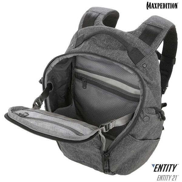 Entity 21™ CCW-Enabled EDC Backpack 21L