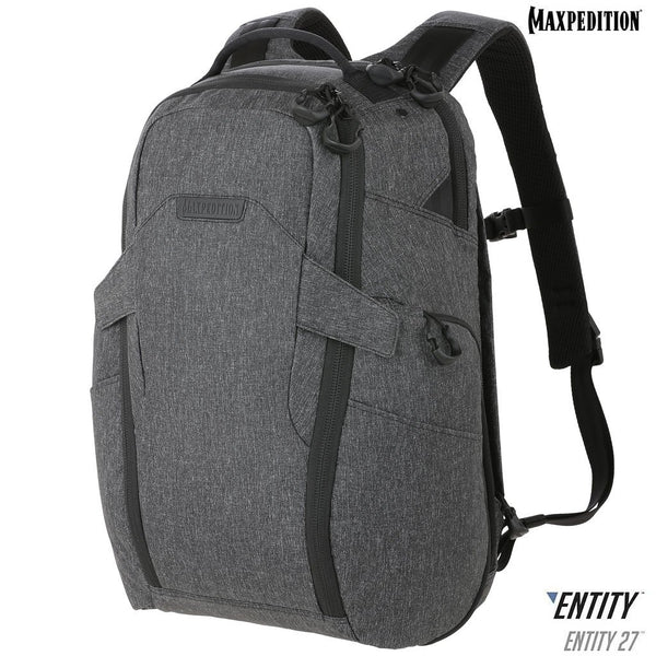 Entity 27™ CCW-Enabled Laptop Backpack 27L (CLOSEOUT SALE. FINAL SALE.)