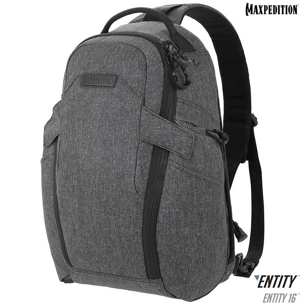 ENTITY 16™ CCW-ENABLED EDC SLING PACK 16L - Charocoal