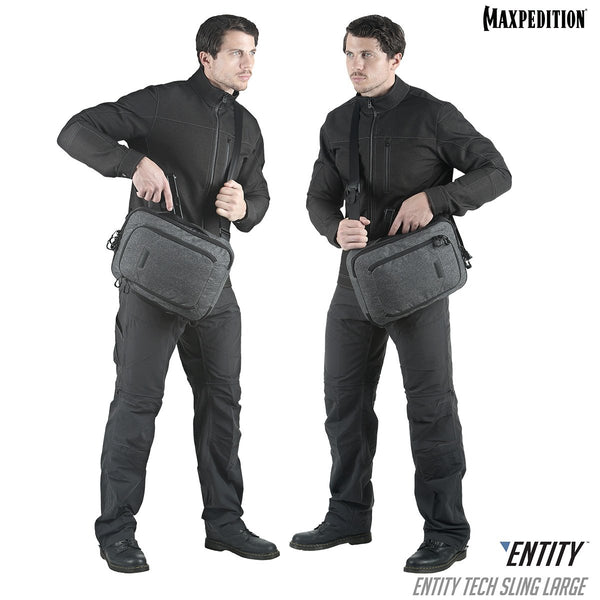 Entity™ Tech Sling Bag (Large) 10L