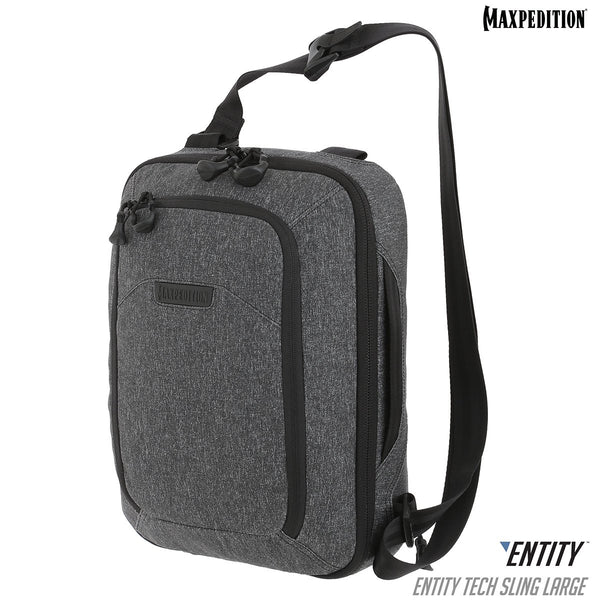 Entity™ Tech Sling Bag (Large) 10L (35% Off Pre-Black Friday Sale. Use Code: PBFE35. Final Sale.)