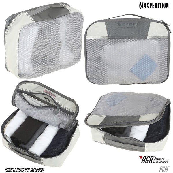 PCM PACKING CUBE Medium- MAXPEDITION, Travel Accessory, Organized, Luggage, Adventure Travel, Military, CCW, EDC, Everyday Carry, Outdoors, Nature, Hiking, Camping, Police Officer, EMT, Firefighter, Bushcraft, Gear, Travel