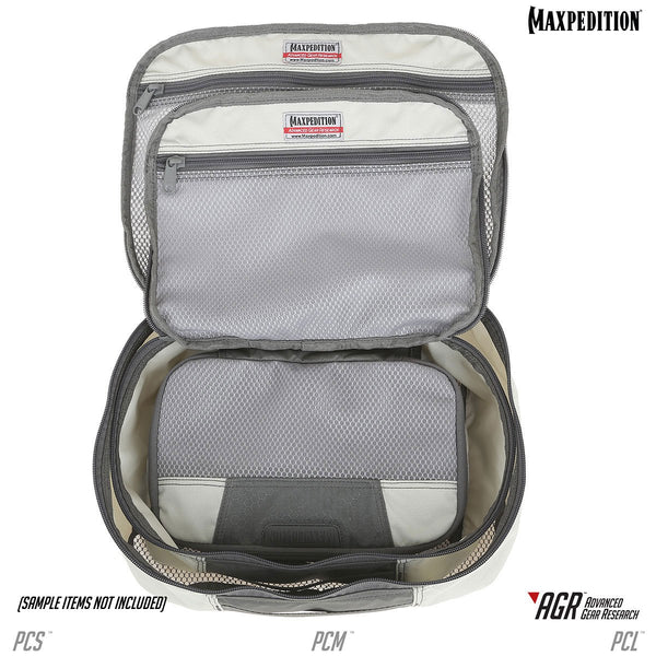 Maxpedition PCM Packing Cube Medium Gray  PCMGRY