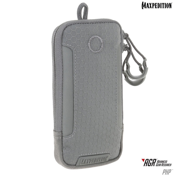 PHP iPHONE 6/6S/7 POUCH - MAXPEDITION, Phone holder, Radio Holder, Tactical Gear, Military, CCW, EDC, Everyday Carry, Outdoors, Nature, Hiking, Camping, Police Officer, EMT, Firefighter, Bushcraft, Gear, Travel.