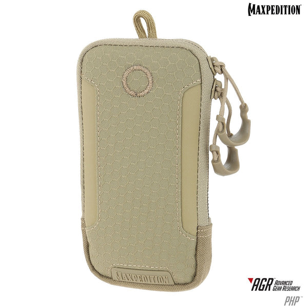 PHP iPHONE 6/6S POUCH - MAXPEDITION, Phone holder, Radio Holder, Tactical Gear, Military, CCW, EDC, Everyday Carry, Outdoors, Nature, Hiking, Camping, Police Officer, EMT, Firefighter, Bushcraft, Gear, Travel.