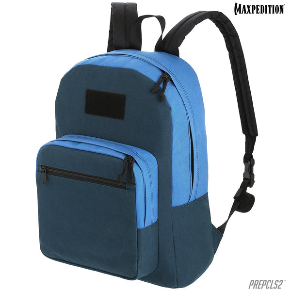 Prepared Citizen Classic v2.0 Backpack Royal Blue & Dark Blue (CLOSEOUT SALE. FINAL SALE.)