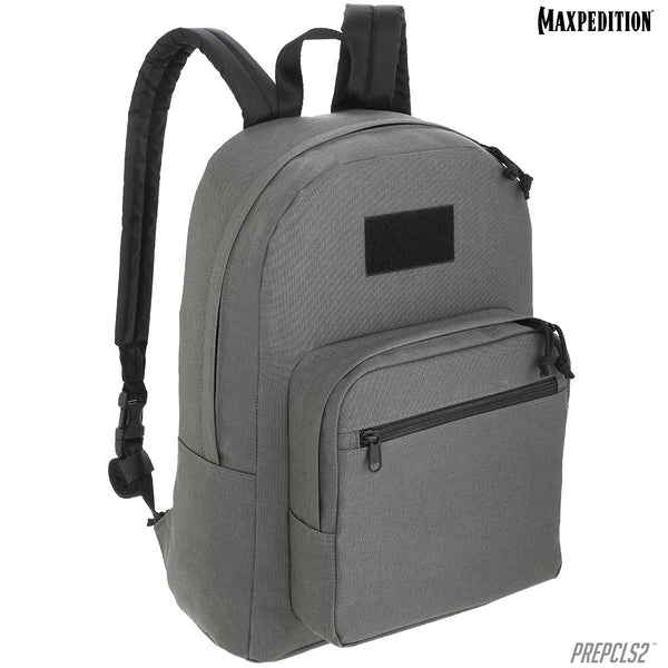 Prepared Citizen Classic v2.0 Backpack Dark Blue & Wolf Gray (CLOSEOUT SALE. FINAL SALE.)