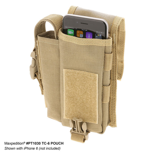 TC-6 POUCH - MAXPEDITION, Range, Shoulder bag,Tactical, EDC, Practical, Hiking, Hunting, Camping, Outdoors