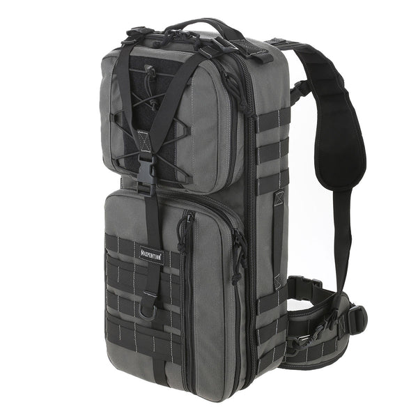 PECOS GEARSLINGER (LARGE) - MAXPEDITION, Military, CCW, EDC, Everyday Carry, Outdoors, Nature, Hiking, Camping, Police Officer, EMT, Firefighter, Bushcraft, Gear, Travel, Backpack.