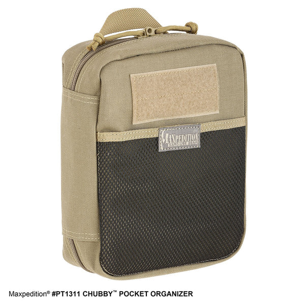 CHUBBY POCKET ORGANIZER - MAXPEDITION
