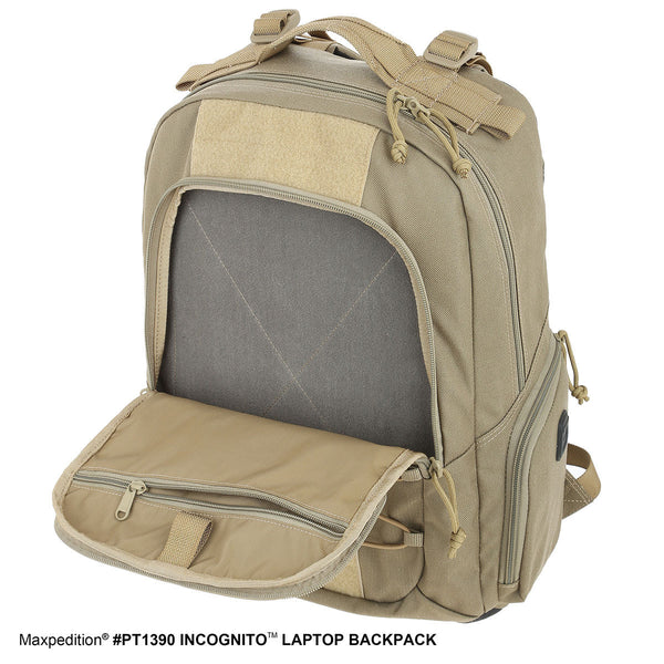 Incognito Laptop Backpack