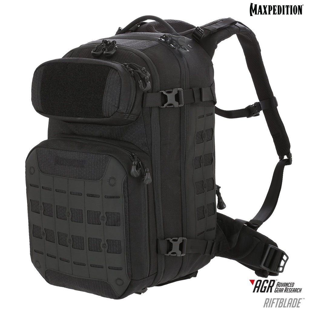 RIFTBLADE CCW-ENABLED BACKPACK 30L - Black