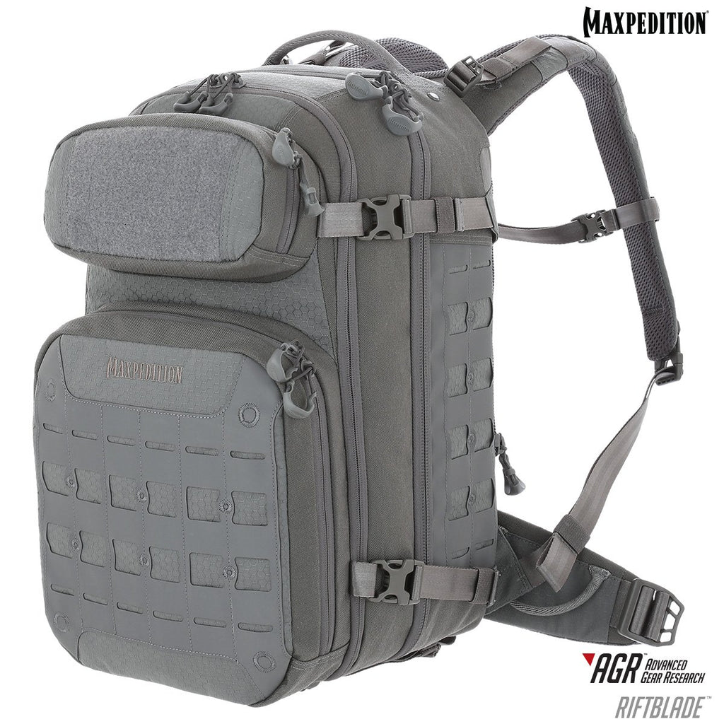 RIFTBLADE CCW-ENABLED BACKPACK 30L - Gray