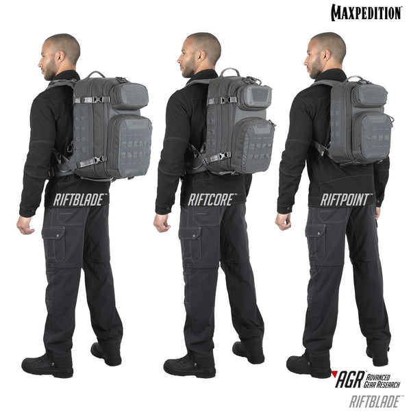Riftblade™ CCW-Enabled Backpack 30L