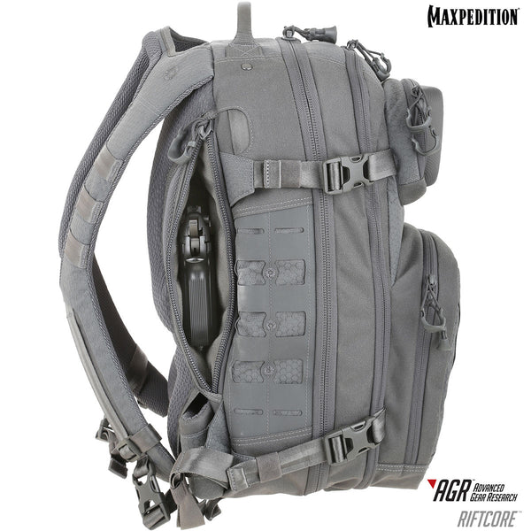 Riftcore- Maxpedition, Backpack, Urban, Outdoors, Hunting, Adventure, Ergonomic, Functional, Modern, Military, CCW, EDC, Everyday Carry, Outdoors, Nature, Hiking, Camping, Police Officer, EMT, Firefighter, Bushcraft, Gear, Travel.