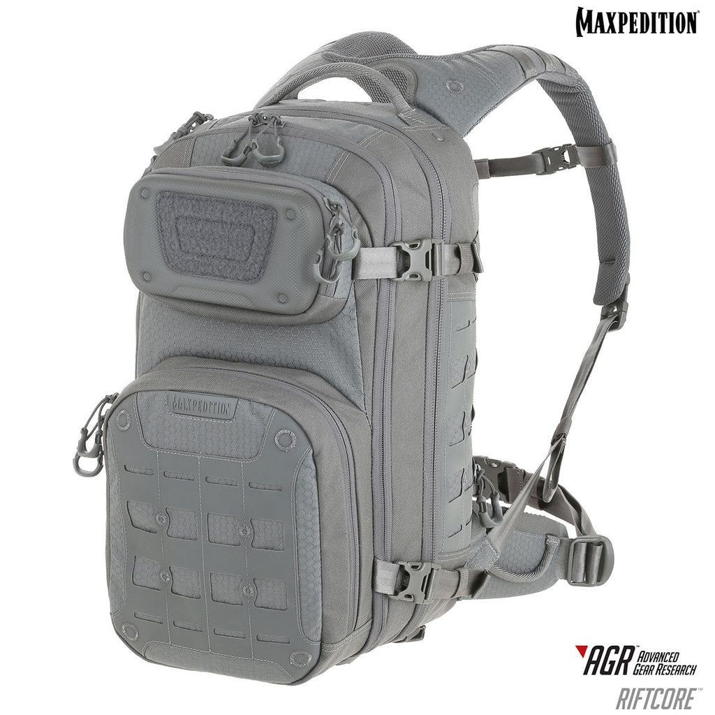 RIFTCORE™ CCW-ENABLED BACKPACK 23L - Gray