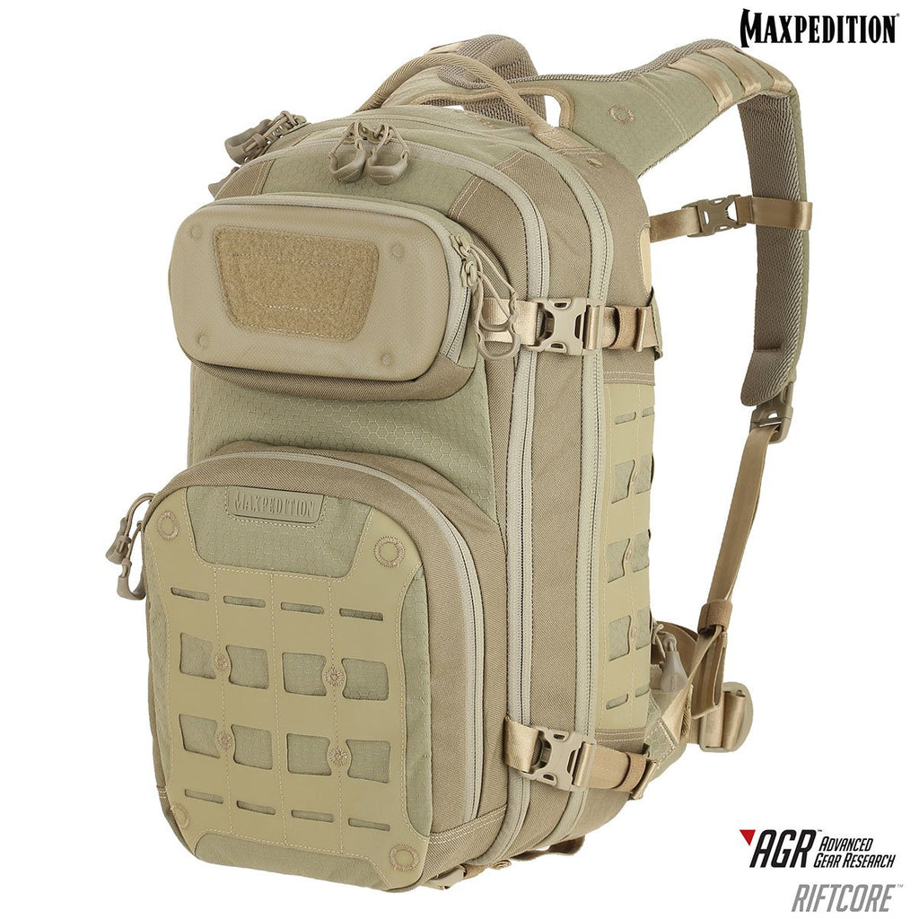 RIFTCORE™ CCW-ENABLED BACKPACK 23L - Tan