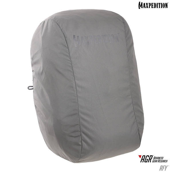 RFY RAIN COVER - MAXPEDITION, Military, CCW, EDC, Everyday Carry, Outdoors, Nature, Hiking, Camping, Police Officer, EMT, Firefighter, Bushcraft, Gear, Travel.