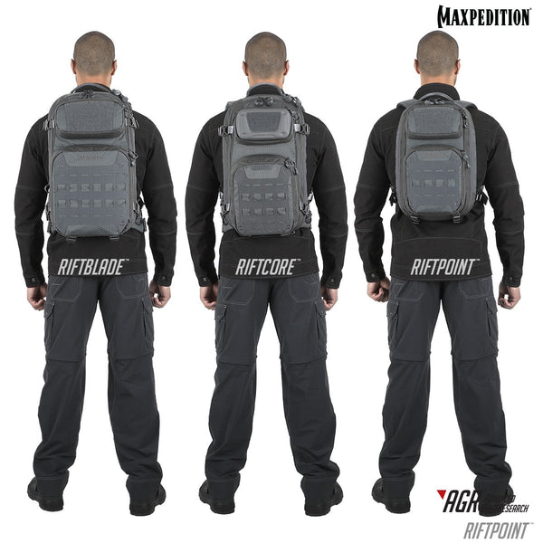 Riftpoint™ CCW-Enabled Backpack 15L (40% Off AGR. All Sales are Final)
