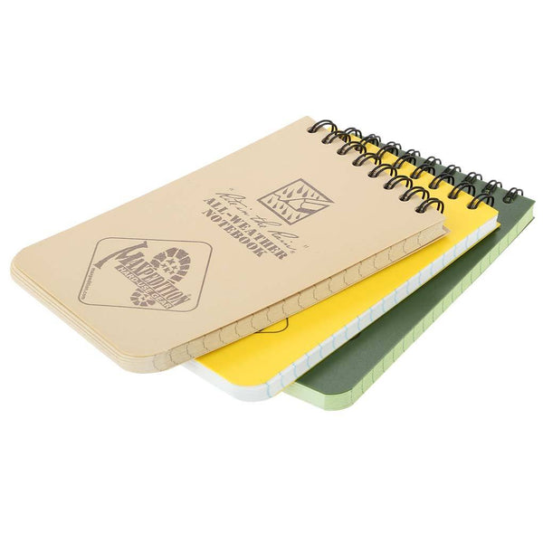 "Maxpedition 3""x 5"" Rite-In-The-Rain Pocket Notebook"