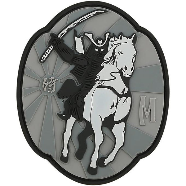SAMURAI PATCH - MAXPEDITION, Patches, Military, CCW, EDC, Tactical, Everyday Carry, Outdoors, Nature, Hiking, Camping, Bushcraft, Gear, Police Gear, Law Enforcement