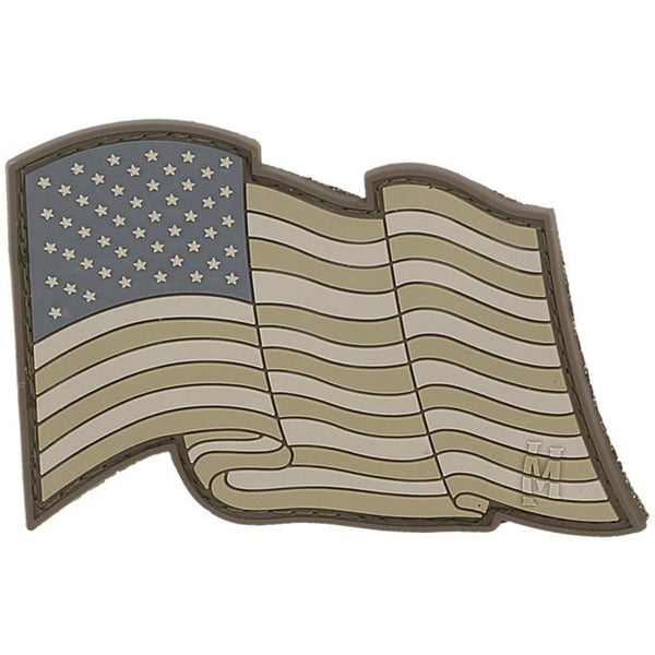 STAR SPANGLED BANNER PATCH - MAXPEDITION, Patches, Military, CCW, EDC, Tactical, Everyday Carry, Outdoors, Nature, Hiking, Camping, Bushcraft, Gear, Police Gear, Law Enforcement