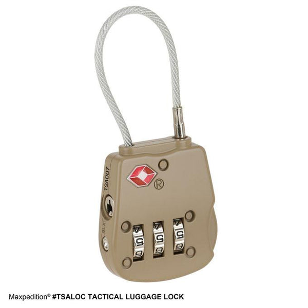 TSA Luggage Lock, Accessory, Toiletries, Organization, Travel, Boarding Pass, TSA- Friendly, Travel Holder, Valuables, EDC, Everyday Carry Holder