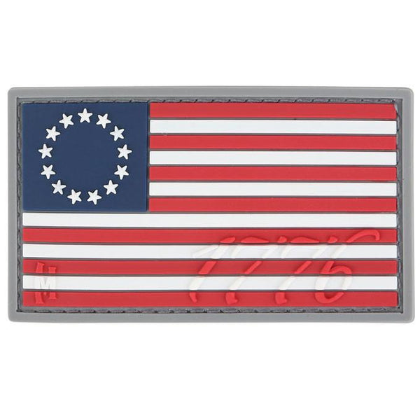1776 USA FLAG MORALE PATCH