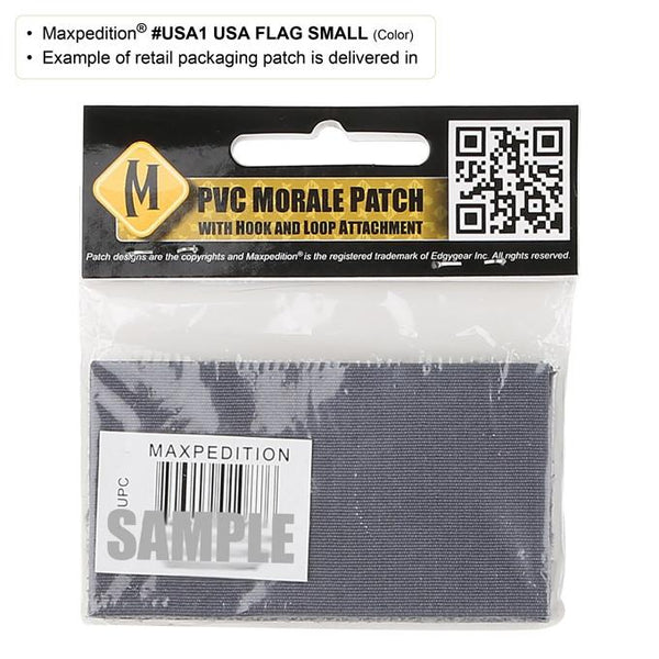 USA FLAG PATCH (SMALL) - MAXPEDITION