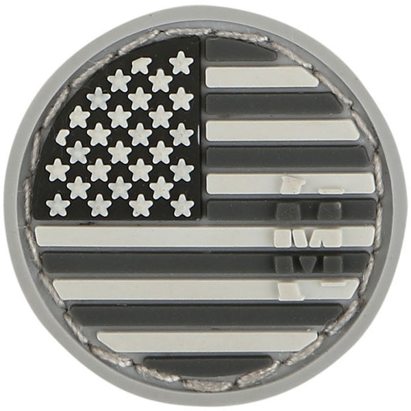 USA FLAG MICROPATCH - MAXPEDITION, Patches, Military, CCW, EDC, Tactical, Everyday Carry, Outdoors, Hiking, Camping, Bushcraft, Gear, Police Gear, Law Enforcement