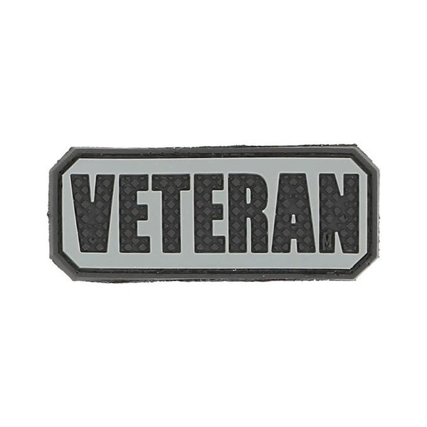 VETERAN PATCH - MAXPEDITION, Patches, Military, CCW, EDC, Tactical, Everyday Carry, Outdoors, Hiking, Camping, Bushcraft, Gear, Police Gear, Law Enforcement