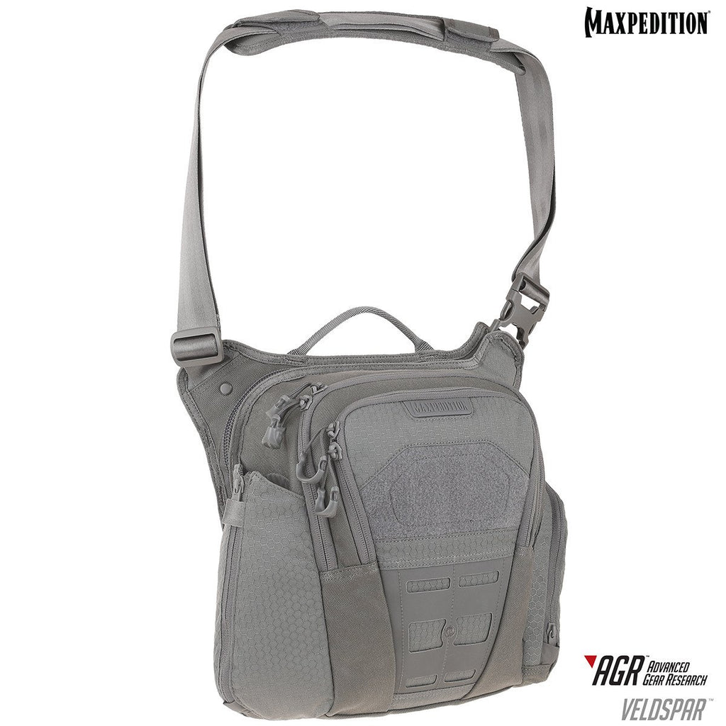 VELDSPAR™ CROSSBODY SHOULDER BAG 8L - Gray