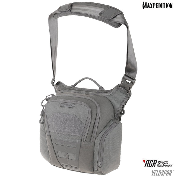 VELDSPAR - MAXPEDITION, Everyday Carry, EDC, Shoulderbag, Backpack, Tactical Gear, Law Enforcement, Police Gear, EMT, Everyday Carry,Tactical, Hiking, Camping, Outdoor, Essentials, Guns, Travel, Adventure