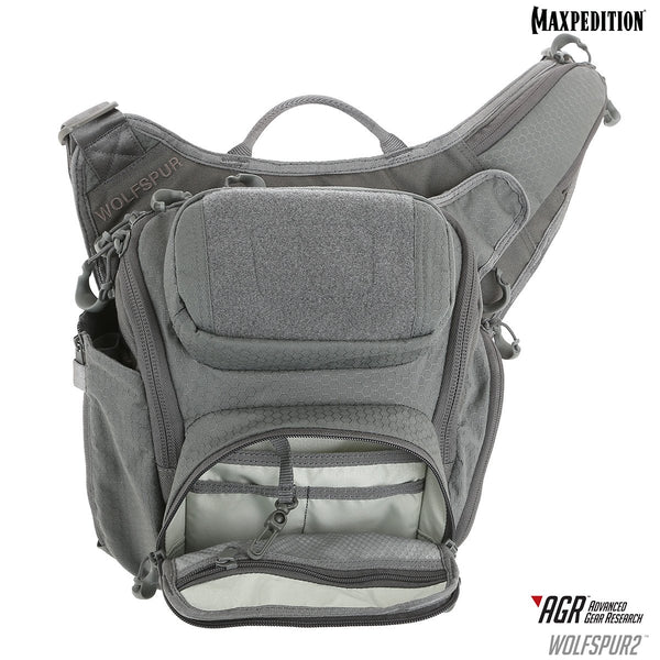 Maxpedition Wolfspur V2.0 Crossbody Shoulder Bag