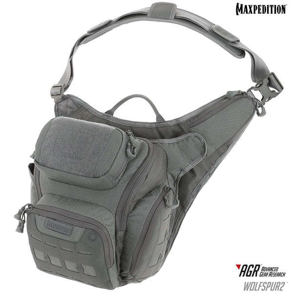 Wolfspur™ v2.0 Crossbody Shoulder Bag 11L (CLOSEOUT SALE. FINAL SALE.)