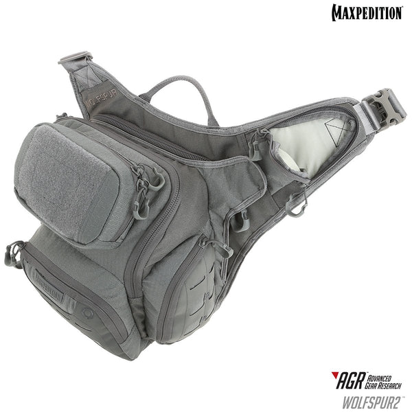 Wolfspur™ v2.0 Crossbody Shoulder Bag 11L (40% Off AGR. All Sales are Final)