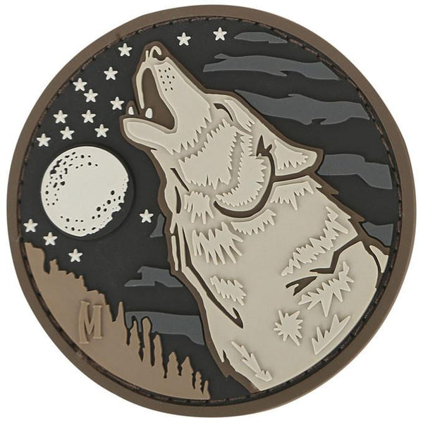 Wolf Morale Patch (20% Off Morale Patch. All Sales are Final)