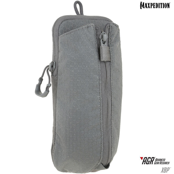 XBP Expandable Bottle Pouch - MAXPEDITION,Everyday Carry, EDC, Backpack, Tactical Gear, Law Enforcement, Police Gear, EMT, Tactical, Hiking, Camping, Outdoor, Essentials, Guns, Travel, Adventure, range.