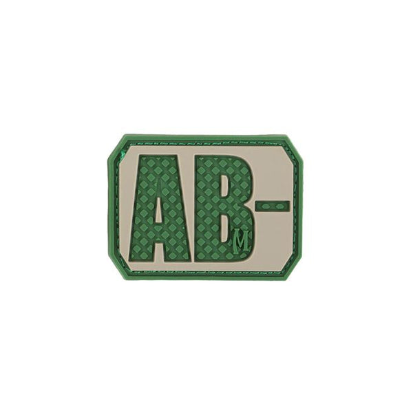 AB- Blood Type Morale Patch